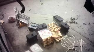 Bursa'daki fırtınanın yeni görüntüleri ortaya çıktı