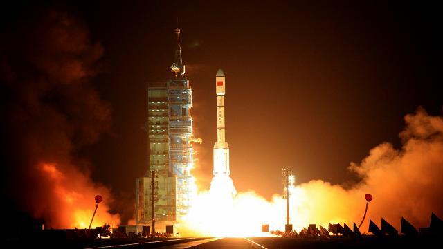 Çin yörüngeye yeni meteoroloji uydusu gönderdi