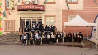 Evlat nöbetindeki aileler tüm siyasi partilerden destek bekliyor