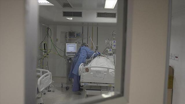 Almanyada hastanede mutasyonlu virüs paniği