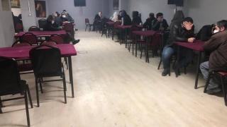 Eskişehir'de kumar oynayan 63 kişiye 282 bin lira ceza