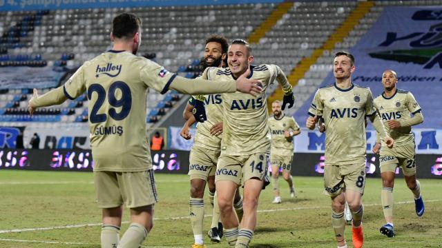 Fenerbahçe deplasman performansıyla dikkat çekti