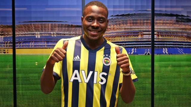 Bright Osayi-Samuel Fenerbahçede