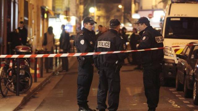 Fransada çocuk çete şiddeti