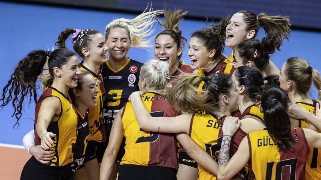 Galatasaray yarı finale yükseldi