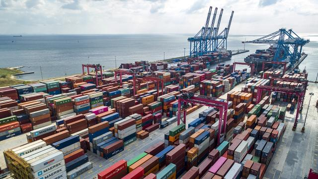 Avrupa Birliğine ihracat ikiye katlandı