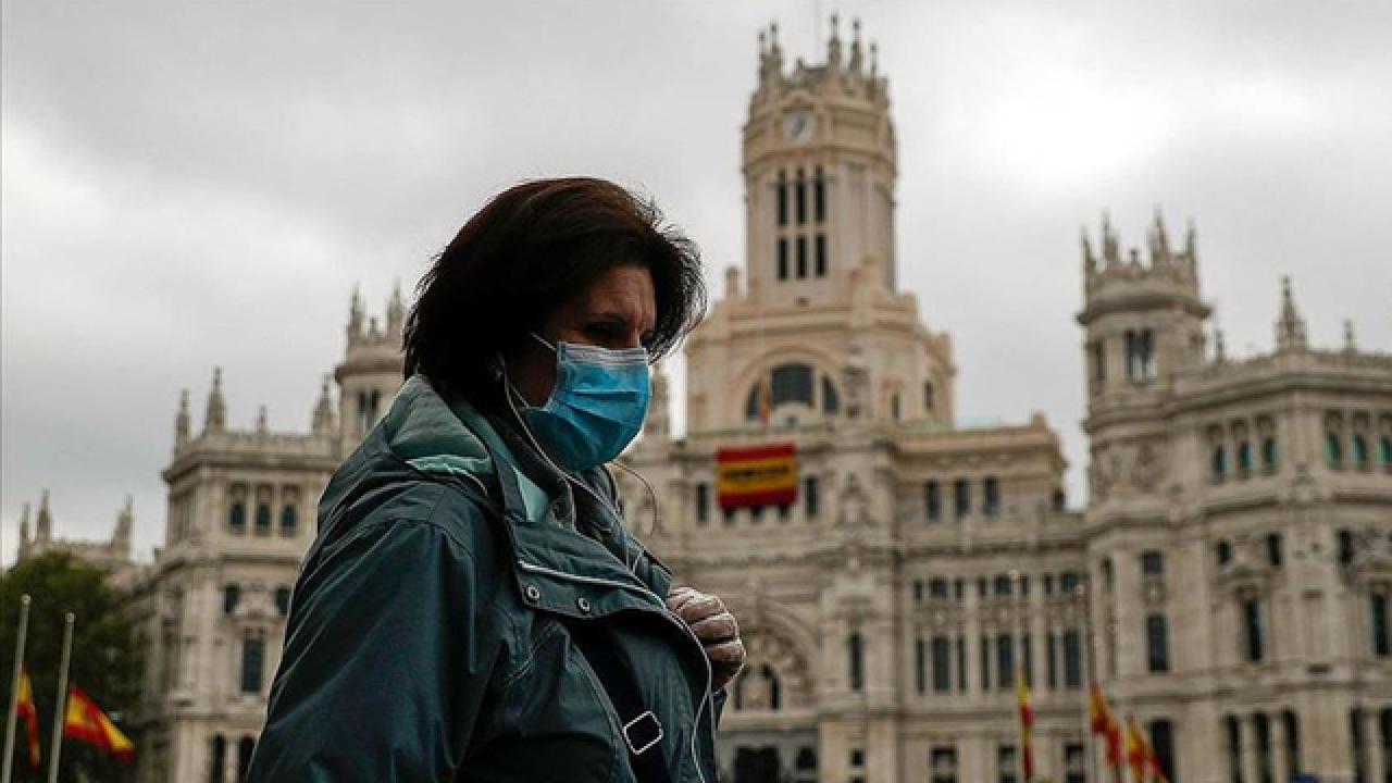 İspanya'da günlük can kaybı son 8 ayın en yüksek seviyesinde