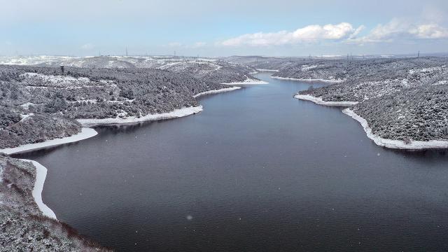 İstanbulun barajlarındaki su seviyesi yükseldi