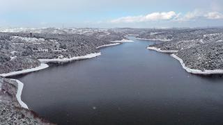 İstanbul'un barajlarındaki su miktarı artıyor