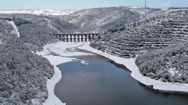 İstanbulun barajlarında su seviyesi artıyor