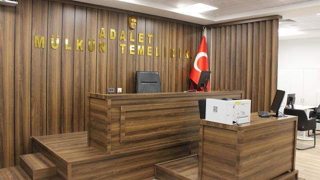İstanbul Havalimanı Adliyesi gece gündüz hizmet veriyor