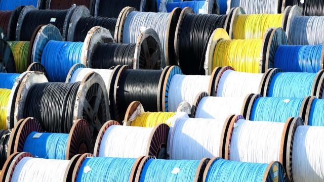 140 ülkenin enerji ve haberleşme kablosu Türkiyede üretiliyor