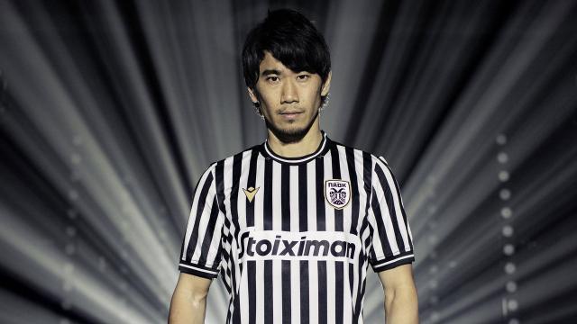 Beşiktaş'ın eski futbolcusu Kagawa PAOK'a transfer oldu