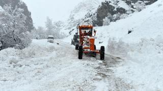 Sinop ve Kastamonu'da 103 köye ulaşıma kar engeli