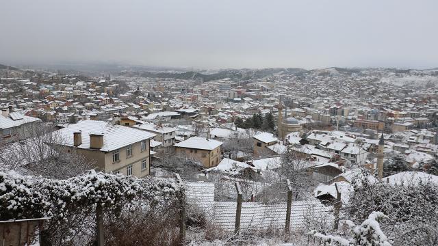 Kastamonuda 7 köy yolu ulaşıma kapandı
