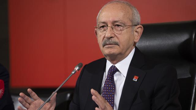 CHP lideri Kılıçdaroğlu üç milletvekili ile görüştü