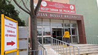 Keşan'da Covid-19 Aşı Merkezi kuruldu