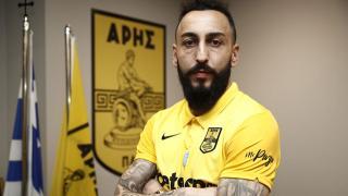 Kostas Mitroglou'nun yeni takımı Aris