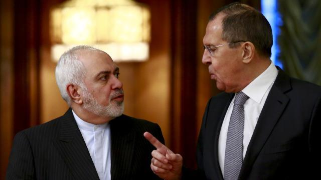 Rusya ve İrandan ortak açıklama: Nükleer anlaşma korunmalı