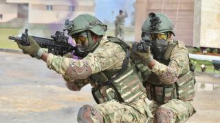Mehmetçik, Libya ordusunu eğitiyor