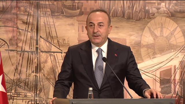 Çavuşoğlu: Denizcilerimizle ilgili güzel haberleri yakında inşallah alacağız