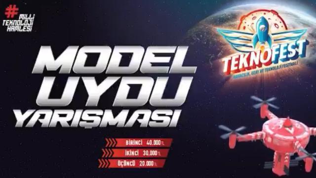 TEKNOFEST Model Uydu Yarışmasına son başvuru 28 Şubatta
