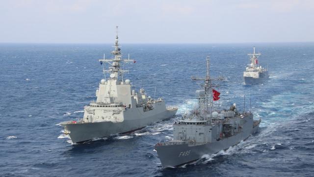 MSB ve NATOdan ortak eğitim