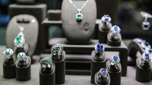 Sanal mücevher fuarı 16 Şubatta başlayacak