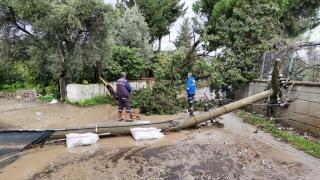 Muğla'da olumsuz hava koşulları etkili oluyor