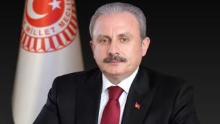 TBMM Başkanı Şentop'tan Karaismailoğlu'a taziye