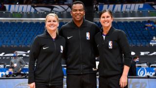 NBA tarihinde bir ilk yaşandı