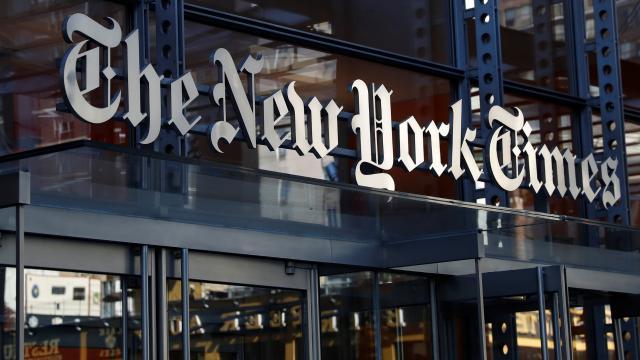 New York Times, Biden yanlısı tweet atan editörü işten çıkardı