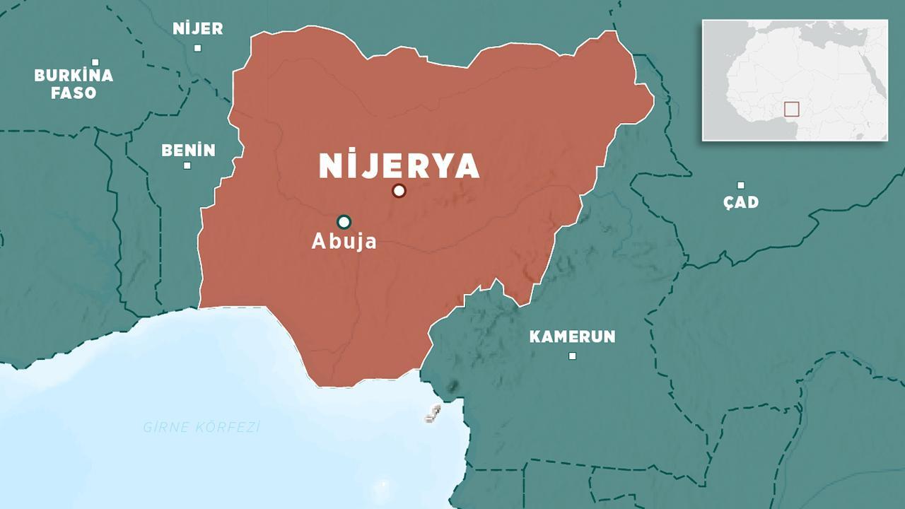 Nijerya'da silahlı kişiler 100'lerce kız öğrenciyi kaçırdı
