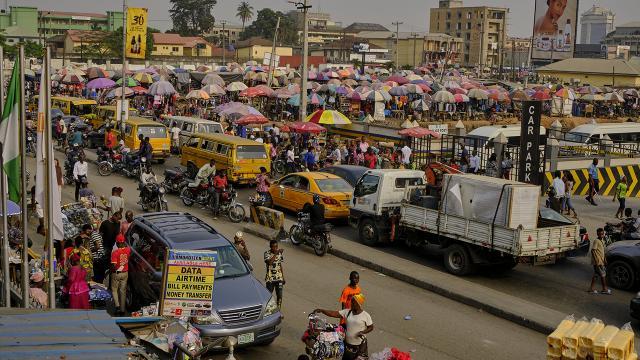 Nijeryada kripto para kullanımı yasaklandı
