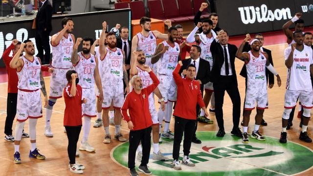 Şampiyonlar Liginde son play-off bileti Pınar Karşıyakanın