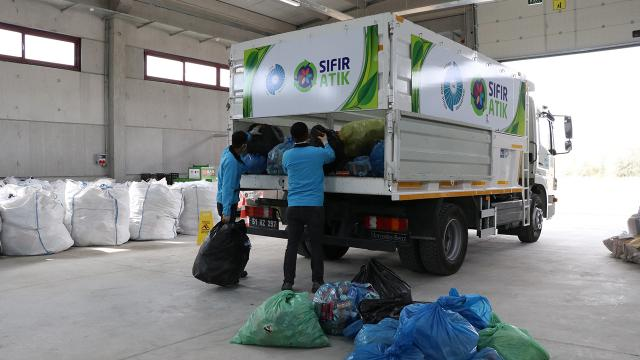 Sıfır Atıkla 17 milyon ton atık ekonomiye kazandırıldı