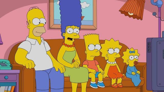 ABDnin siyasi fütürologları: Simpsonlar