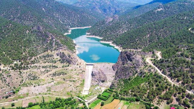 Sinopa 18 yılda 5 baraj ve 4 içme suyu tesisi kazandırıldı