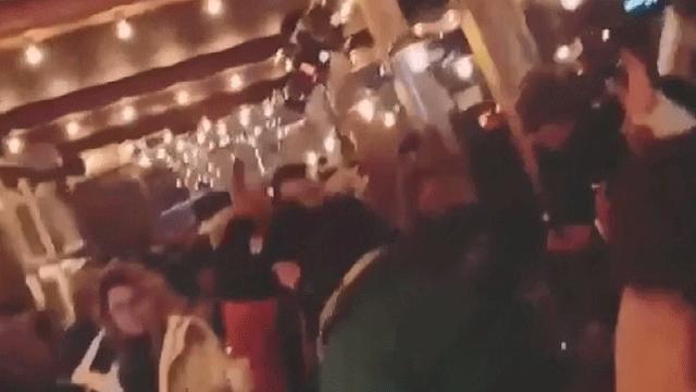 Uludağdaki partiye ceza