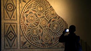 Zeugma Mozaik Müzesi'ni sanal ortamda 1 milyon kişi ziyaret etti