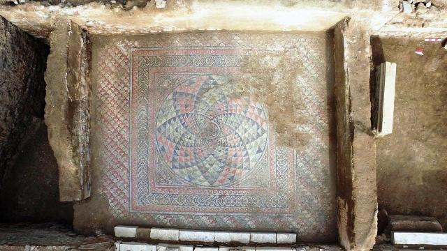 "Myrleia Antik Kenti ""Arkeopark"" olacak"