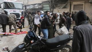 Azez'de saldırı: 5 sivil yaralandı
