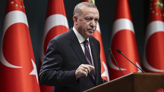 Cumhurbaşkanı Erdoğan: Gerçekleştirilen bu eylem kesinlikle art niyetli bir girişimdir