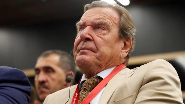 Eski Almanya Başbakanı Schröder: Türkiyeye ihtiyacımız var
