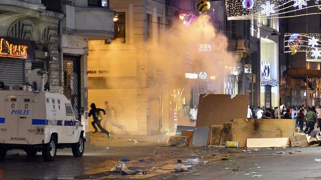 Gezi Parkı davasında 35 kişilik grubun beraat kararı bozuldu