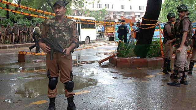 Hindistanda, İsrail Büyükelçiliği yakınında patlama