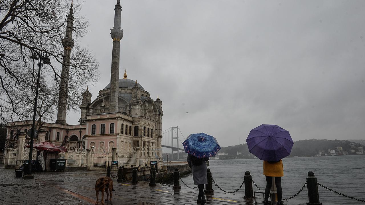 Meteoroloji'den İstanbul'a sarı uyarı