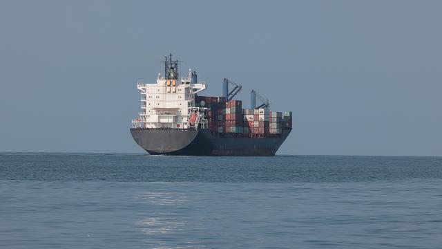 Gine Körfezinde ABD bayraklı gemiye korsan saldırısı