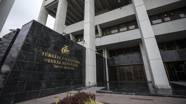 Merkez Bankası rezervleri 95,5 milyar dolar oldu
