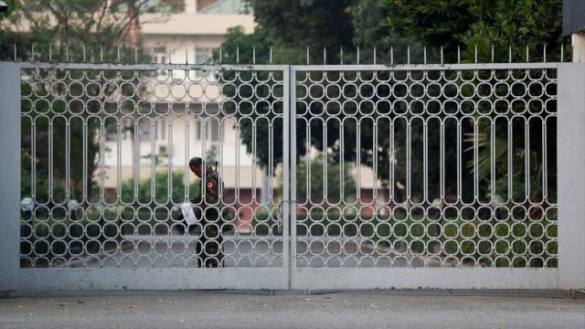 Myanmarda, Müslüman gazeteci oruç tuttuğu için hücre hapsine alındı